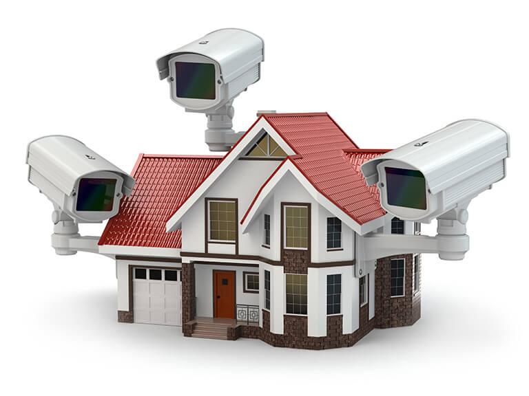 CCTV Camera For home Surroundings