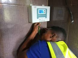 solar installation in Nigeria